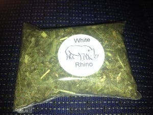 White Rhino Incense