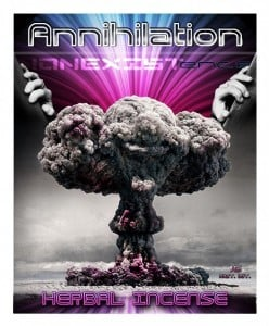 annihilation legal high incense pack